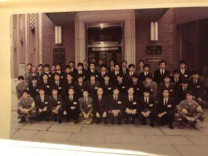 33年分ぶりの再会とその時の写真 上組2年目^^