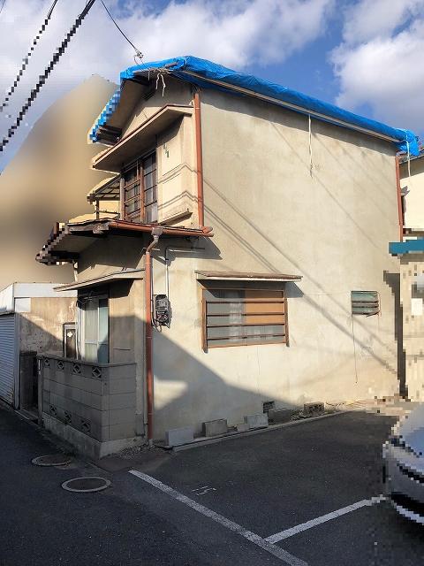 鮎川1丁目【建築条件無し】売り土地