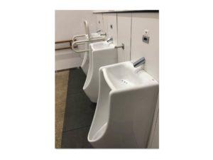 進化したSA トイレ^^