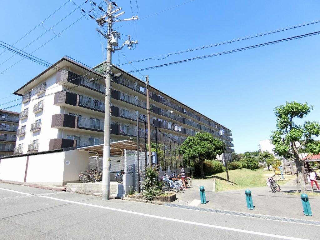 春日丘グリーンハイツA棟(3階部分)