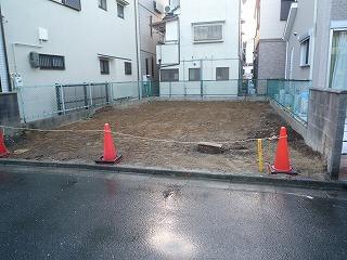 茨木市西太田の解体終わりました。